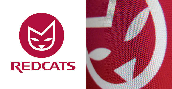 Création logo Redcats