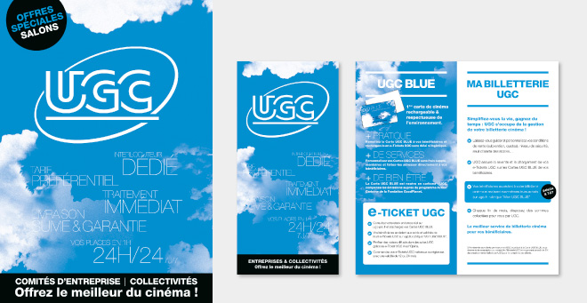 Editions Carte Blue UGC