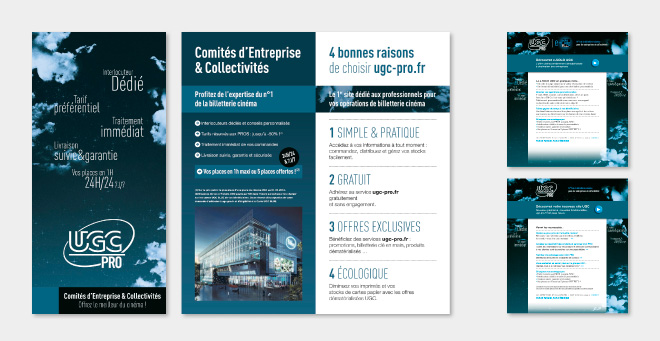 Editions Carte Blue UGC