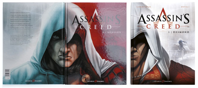 Assassins Creed BD