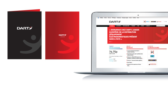 Groupe Darty web