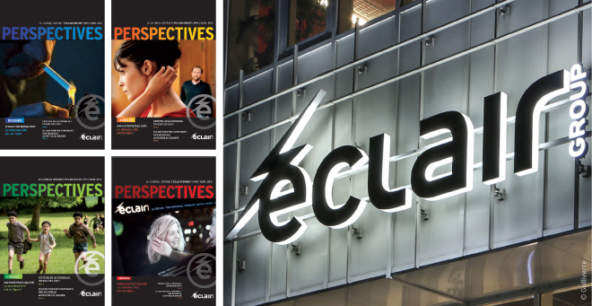 Logotype Eclair Group
