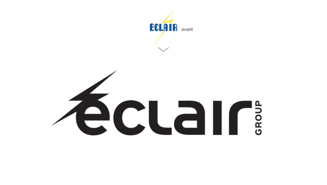 Logotype Eclair Group