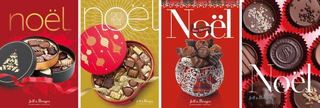 catalogue noel 2018 jeff de bruges Jeff de Bruges   Les Quatre Lunes | Agence de création graphique  catalogue noel 2018 jeff de bruges