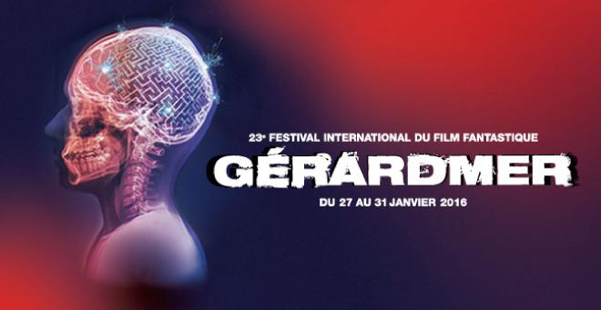 Affiche Festival Gerardmer 2016