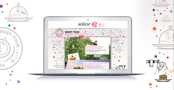 Elio Sweet Tour