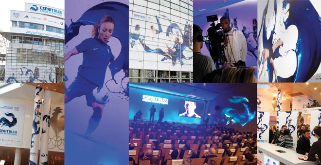 Photos Equipe de France Jeux Olympiques Londres 2012