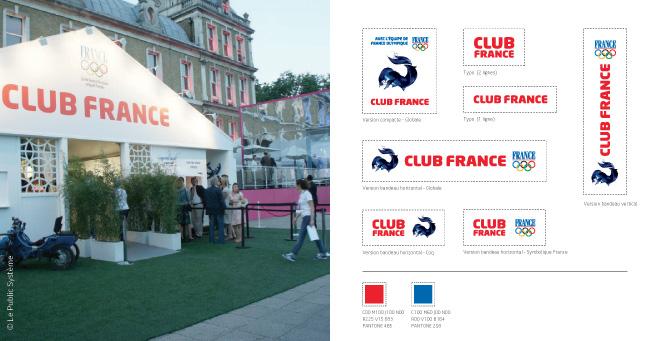 Club France Equipe de France Jeux Olympiques Londres 2012