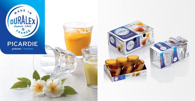 Packagings Duralex