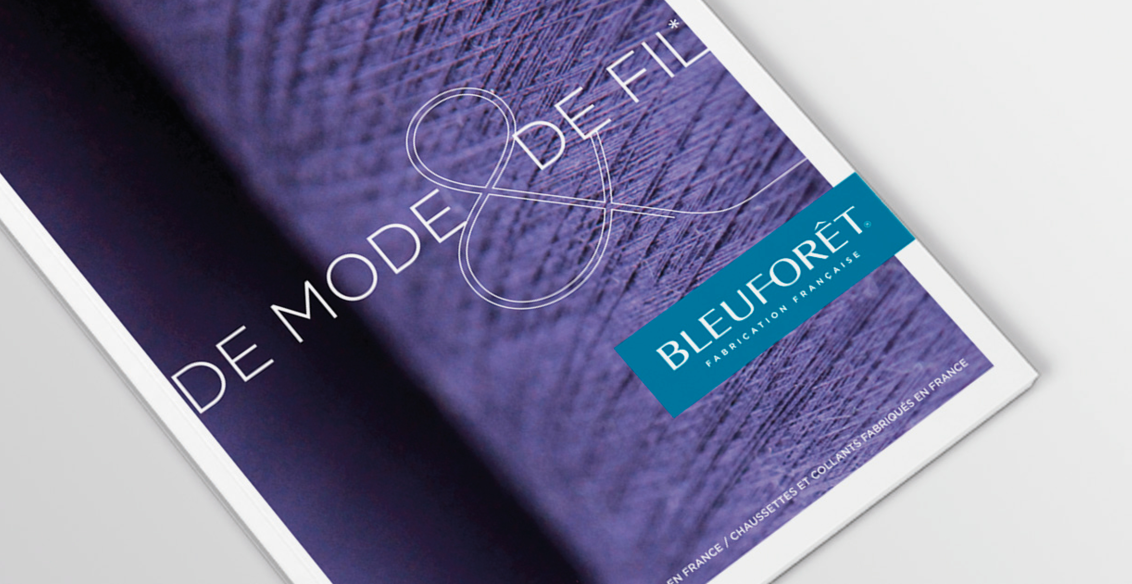 Brochure Bleuforêt