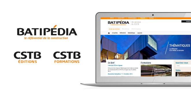 CSTB Batipédia internet