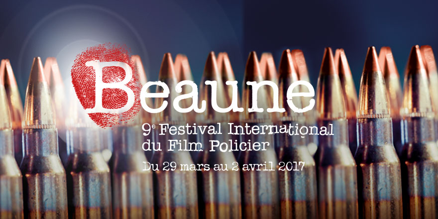 Festival International du Film Policier de Beaune - Creation affiche 2017 Festival Beaune Film Policier