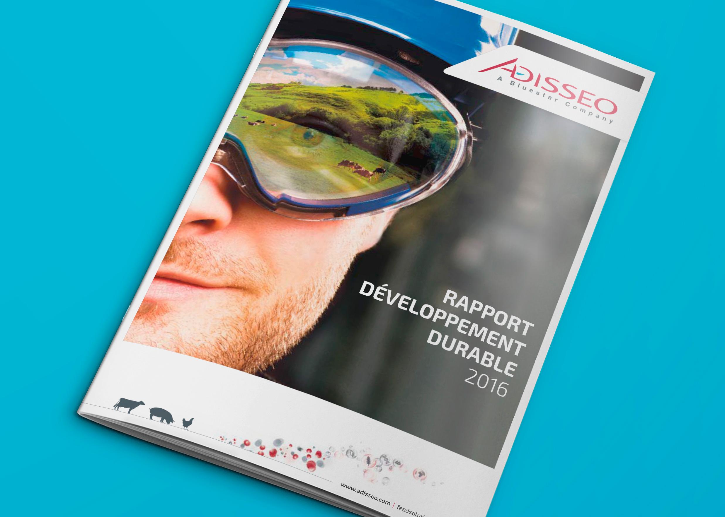 Adisseo Rapport de Développement Durable 2016