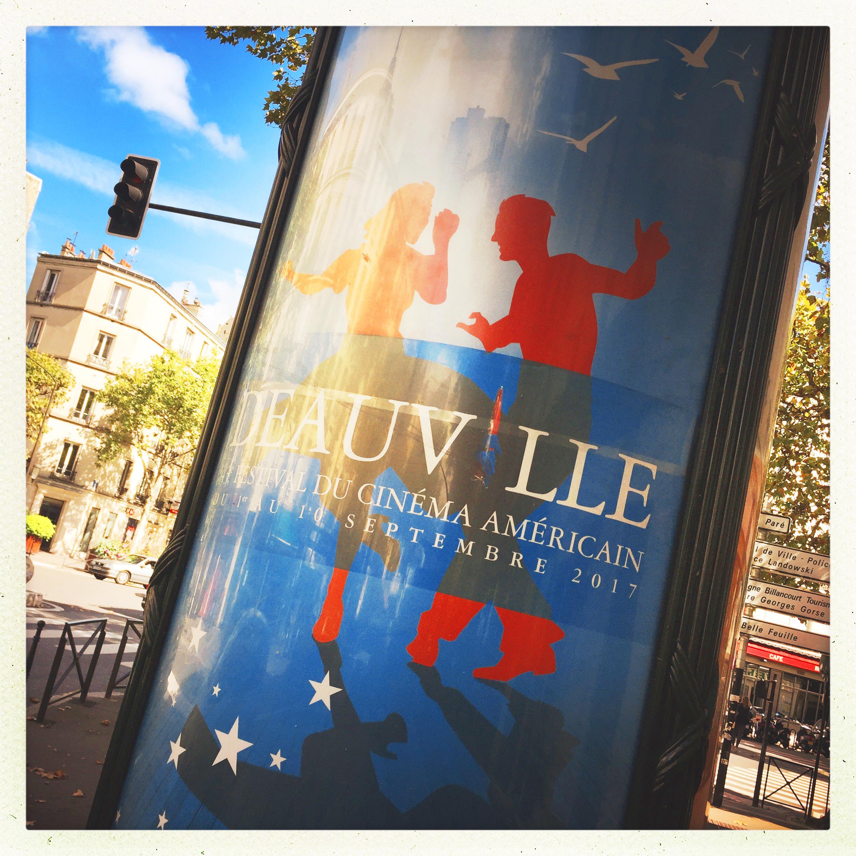 Affiche du Festival du Cinéma Américain de Deauville 2017